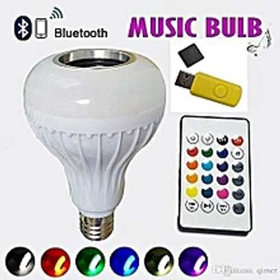 NEW BLUETOOTH MUSIC BULB