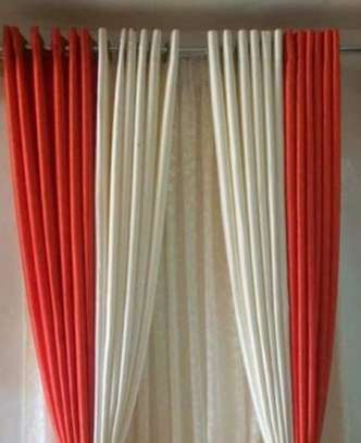 HIGH QUALITY PLAINS CURTAINS  AND SHEERS DIFFERENT COLOUR PER METER FROM 850 TO 1000 image 1