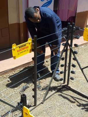 Integrated Facility Security Systems Installation & Management + Electric Fencing Skills image 5