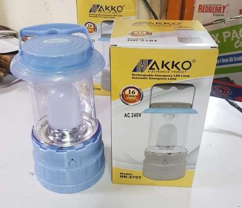 Akko 270 rechargeable lump image 1