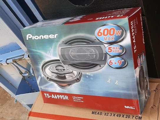 Pioneer speakers image 1