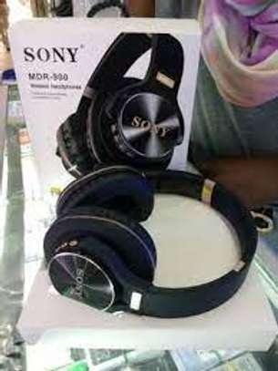Sony MDR-900 Wireless Headphones image 1