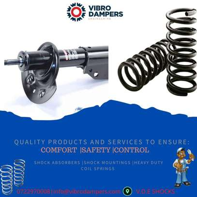 heavy duty coil springs image 1