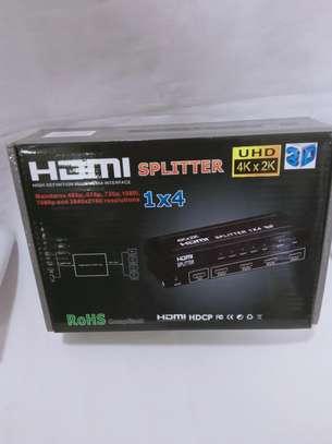 Hdmi splitter 1×4 image 3