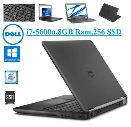 """Dell Latitude E7250 - 12.5"""" - Core i7 5600U - 8 GB RAM - 256 GB SSD image 2"""