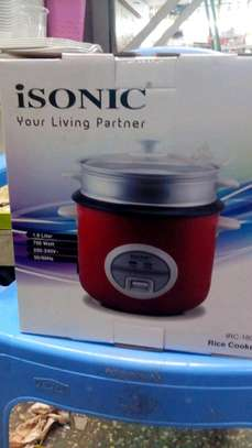 Rice Cooker with steamer/electric rice Cooker/rice Cooker image 3