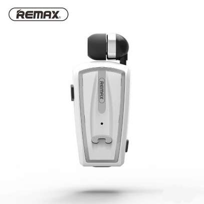 Remax Clip On Bluetooth Headset image 1