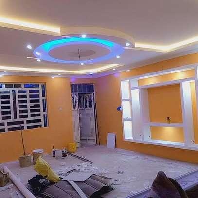 ceiling durable gypsum image 3