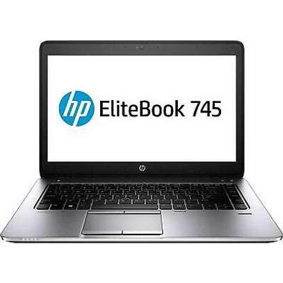 Hp elitebook 745 g3 AMD pro A10 4gb ram 320gb hdd image 2