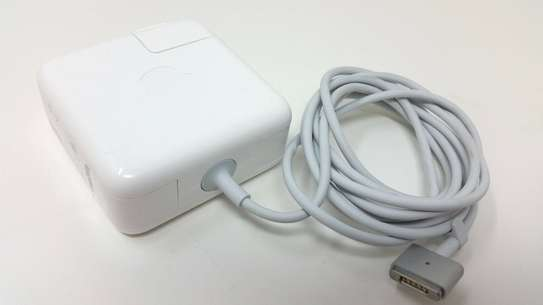 Apple 60w Magsafe 2 Power Adapter- White image 1