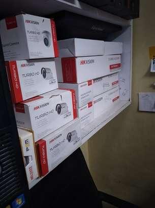 FOUR CAMERAS CCTV