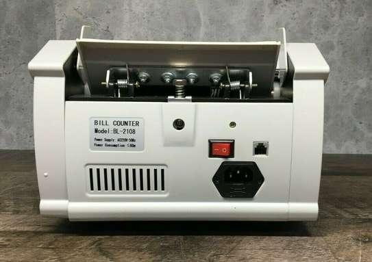 Bill Counter BL-2108 w/ AC adapter image 3