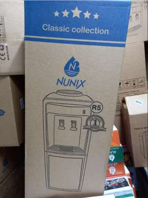 Nunix hot and cold water dispense image 1