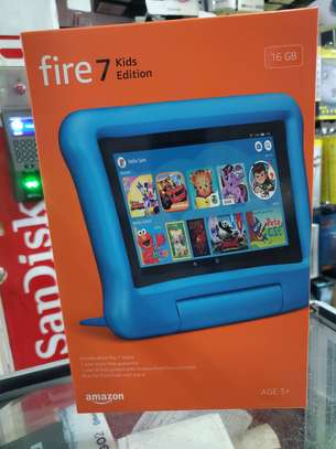 AMAZON fire 7 kids tablet image 4