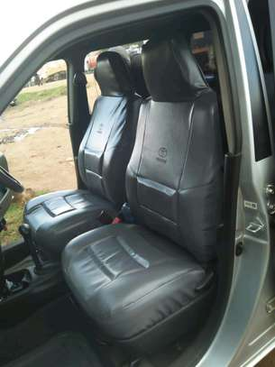 GREY CAR SEAT COVERS image 1