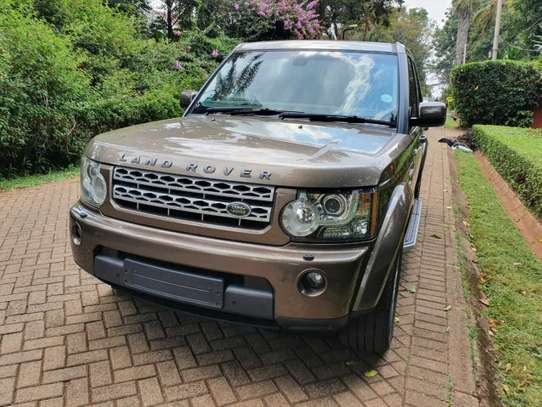 Land Rover Discovery IV image 5