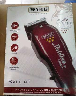 Wahl Balding Professional shaver image 1