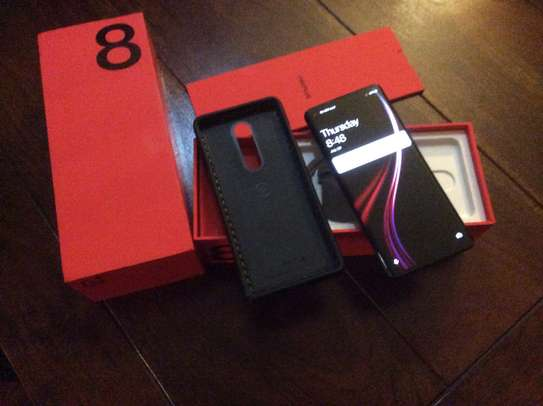 ONE Plus 8-5G cell phone for sale image 1