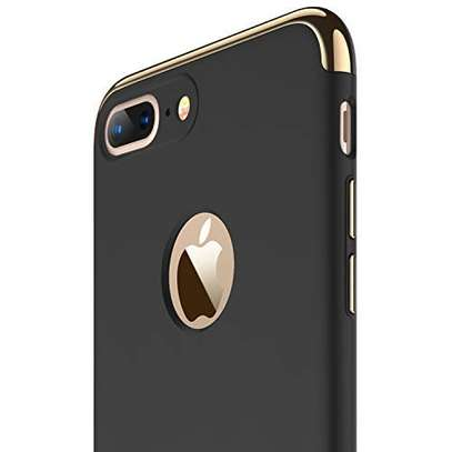 IPAKY 3 in 1 design Luxury classic hard PC for iPhone 7 /8 image 3