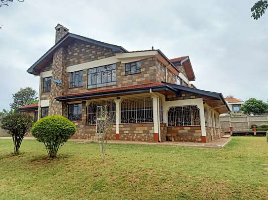 5 bedroom house for rent in Nyari image 4