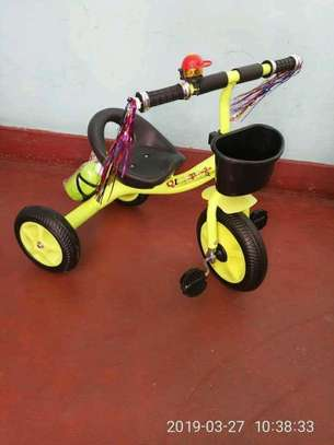 Kid's  tricycles image 2