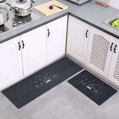 2 in 1 Kitchen long mat/bedside mat/corridor mat image 1