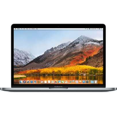"Apple 13.3"" MacBook Pro with Touch Bar (Mid 2018, Space Gray) image 2"