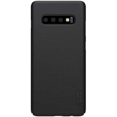 Nillkin Super Frosted Shield Matte cover case for Samsung Galaxy S10 S10e S10 Plus image 1