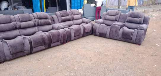 Seven Seater Recliner Sofa image 2