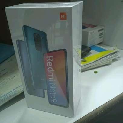 Redmi Note 9 new 128gb 4gb ram 48mp camera 5020mAh battery image 2