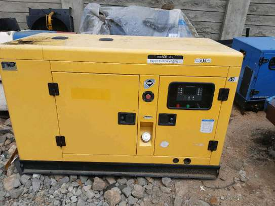 Ex Uk 20kva power generator