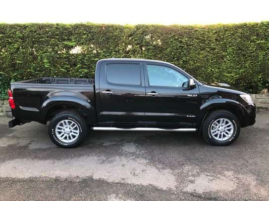 Toyota Hilux Double Cab 4WD New Arrival