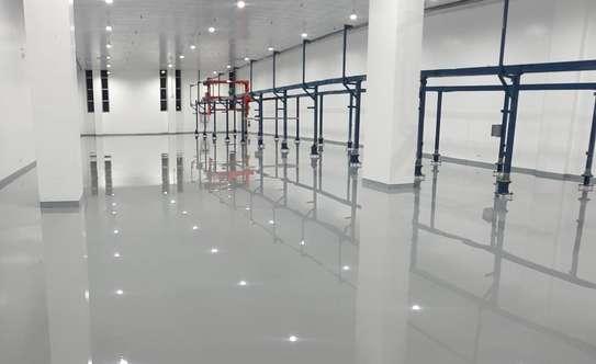 Epoxy & Industrial Floor Installation Services image 1