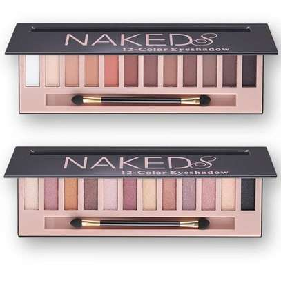 naked 8 eye shadow palette