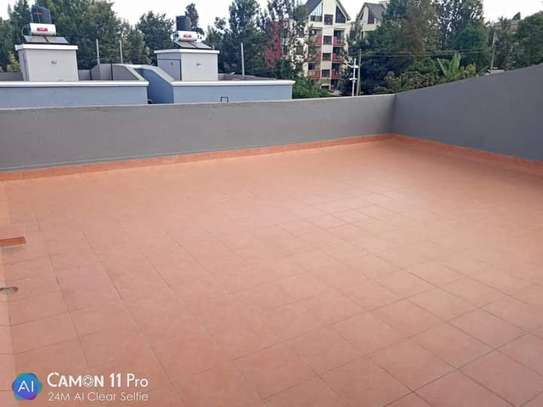 4 BEDROOMS, TOWNHOUSE THINDIGUA TO LET: 90K image 9