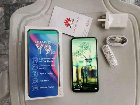 mobile phone Huawei y9prime image 1