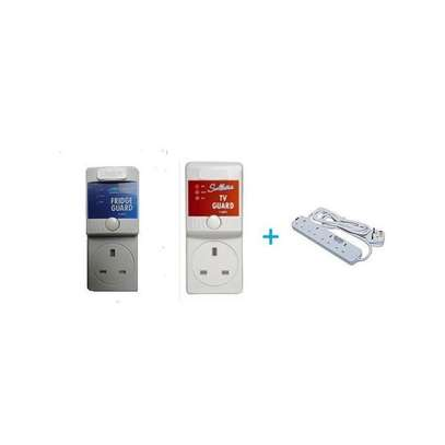 Fridge plus TV Guard with free Heavy Duty Power Extension image 1