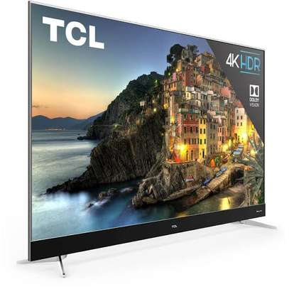 TCL digital smart android  4k 65 inches image 1