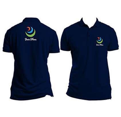 plain polo t shirts image 7