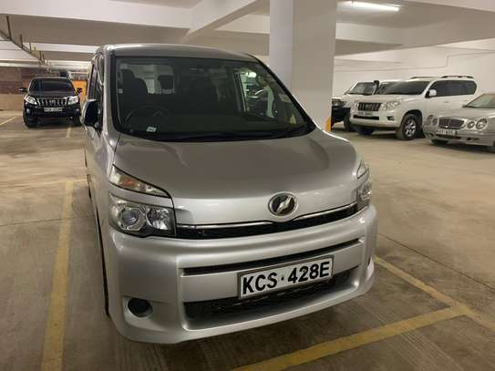 Toyota Voxy for Hire