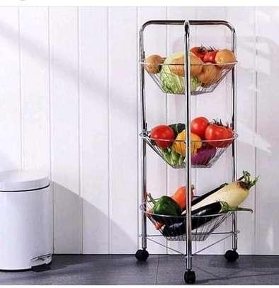 3 layer vegetables rack image 1