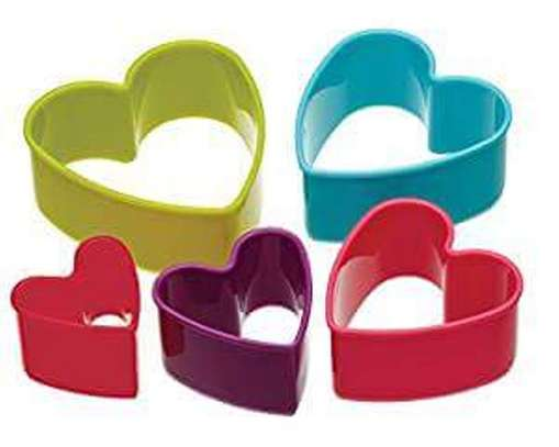 Plastic Dough Cookie Cutter, Assorted - 1 Set image 9