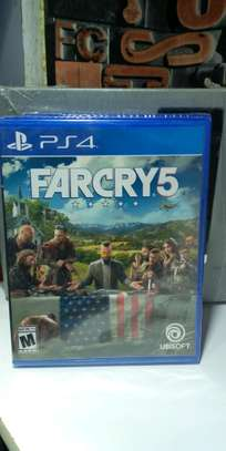 Farcry 5 Ps4 Games image 1