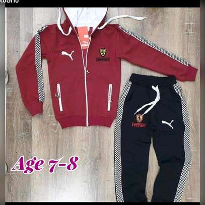 Teens track suits image 3