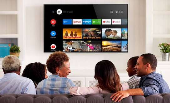 Sony bravia TV's 65inche X8000H UHD 4k smart Android TV image 1