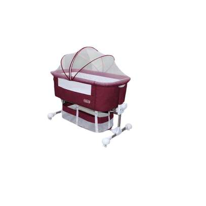 3 in 1 Baby Bassinet, Bedside/Next to Me Sleeper for Baby & Playpen image 1