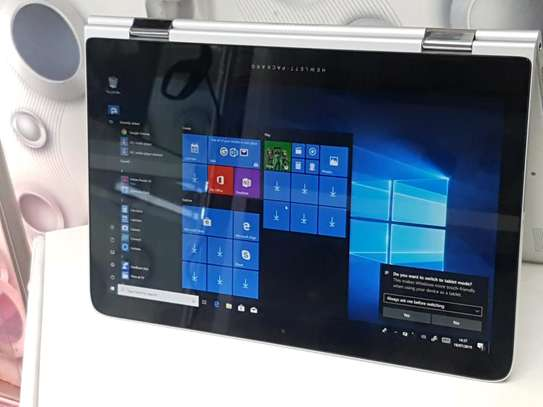 hp spectre 13 x360 touch-screen intel core i5 image 1