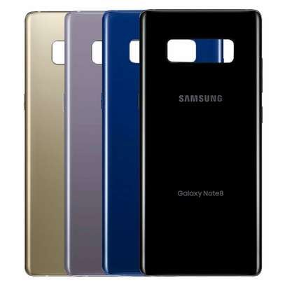 Battery Cover Replacement Back Door Housing Case For Samsung Galaxy Note 8 image 1