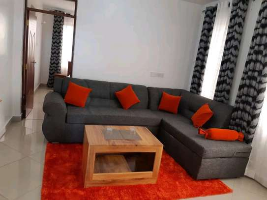 Fully furnished 1bedrooms apartment available to let in nyali beach road Mombasa