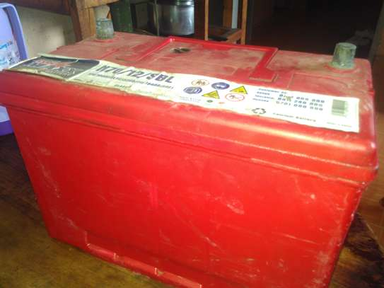Car Battery image 1